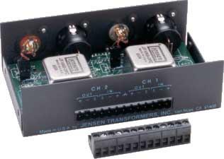 "Stereo ""Pro"" to ""Consumer"" Converter/Isolator"