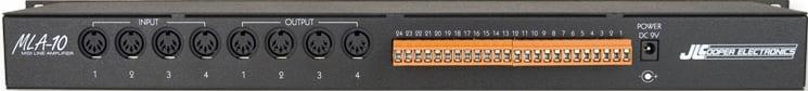 JLCooper MLA-10 MIDI Line Amplifier MLA-10