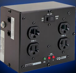 Juice Goose CQ2200 Dual-Sequenced 20 Amp Power Distribution System CQ2200