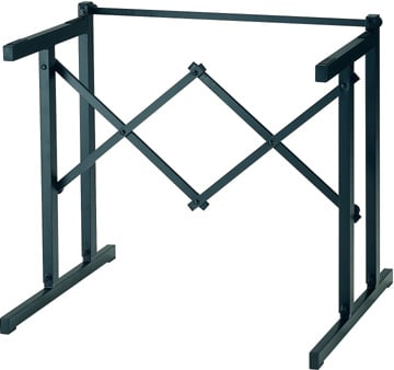 K&M Stands 18880 Table-Style Keyboard Stand in Black 18880