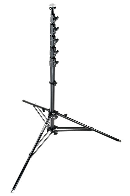 Manfrotto 269HDB-3U  Super Giant ST Black 3 Levleg Camera Stand 269HDB-3U