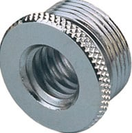 "Thread Adapter, 3/8"" Female to 5/8""-27 Male"