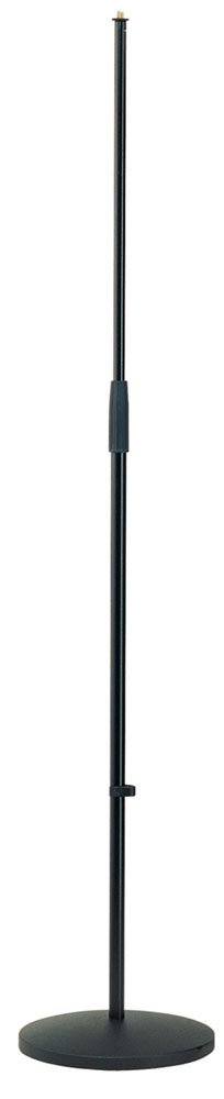 "34""-62"" H Microphone Stand with Cast Iron Base"