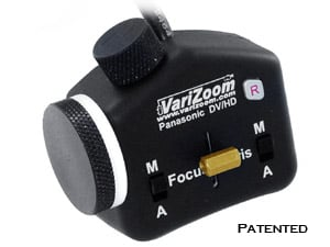 Rock Style Zoom/Focus/Iris Control for HVX200 & DVX100B Camcorders