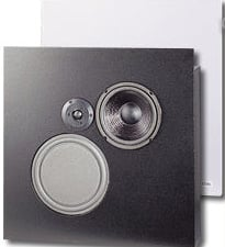 "2-Way 8"" Speaker with Back Box"