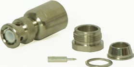 BNC Connector for RG-8 Coaxial Cable