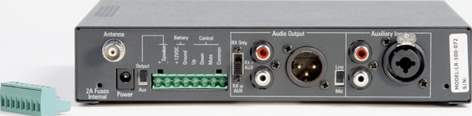 216 MHz Stationary Receiver/Power Amplifier