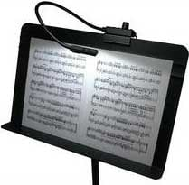 "12"" High-Intensity Music Stand Light (without Power Supply)"