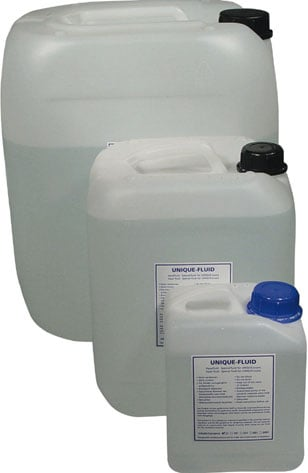 10L Container of Fluid for the Unique 2 Haze Machine