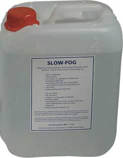 Slow Fog Fluid (5L)