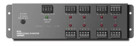 8 Port IR Router