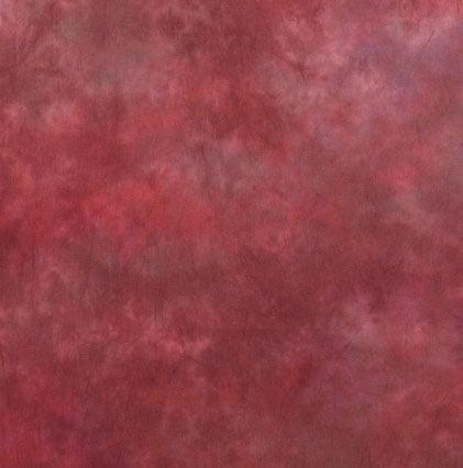 Background Muslin Sheet Scarlet Mist 10x24