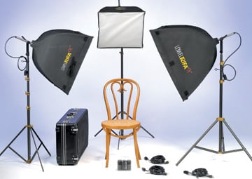 Rifa Big Triple Soft Light Kit