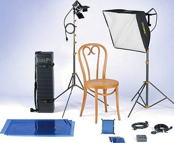 Rifa Pro 55 Kit (with Soft Case)