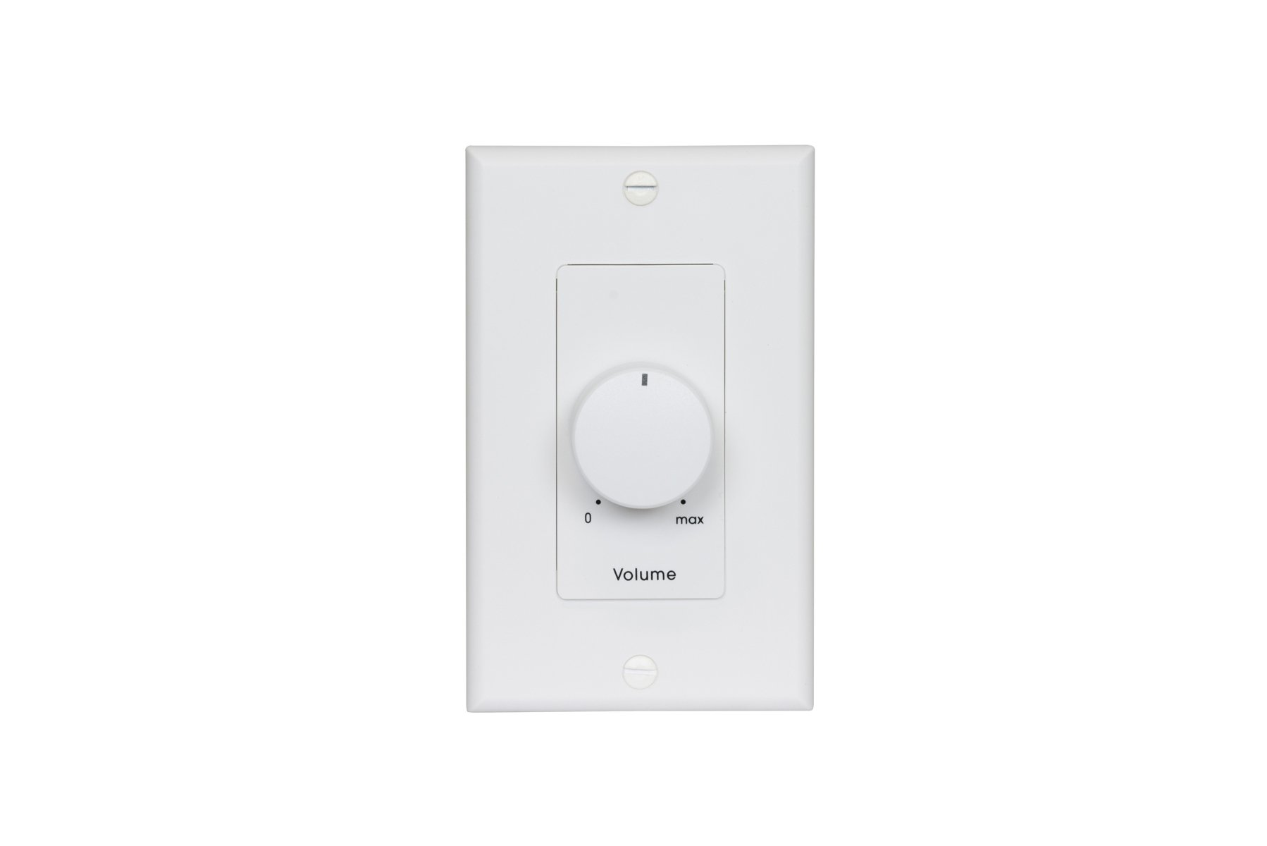70 Volt Wall Plate Attenuator/Volume Control