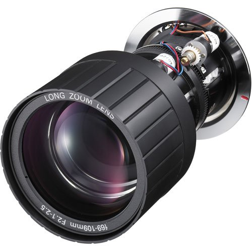 3.4-5.4:1 Extra Long Zoom Lens for Sanyo F, XT Series Projectors