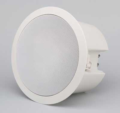 """Ceiling Mount Speaker, 6.5"""", Each"""