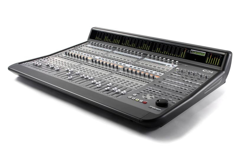 Pro Tools Control Surface