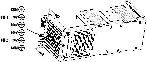 Output Isolation Transformer