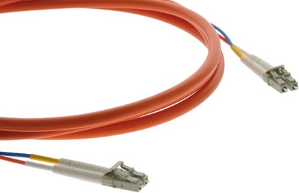 4LC to 4LC Fiber Optic Cable (164 ft.)