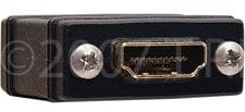 HDMI F/F Panel Mount