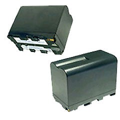 Empire Scientific BLI153-6.6C Battery for Sony NPF970, LI-ION, 7.2V, 6600mAh BLI153-6.6C