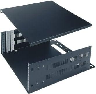Middle Atlantic Products SPM-4 4-Space Versa-Rack Sideways Equipment Wall Mount SPM4