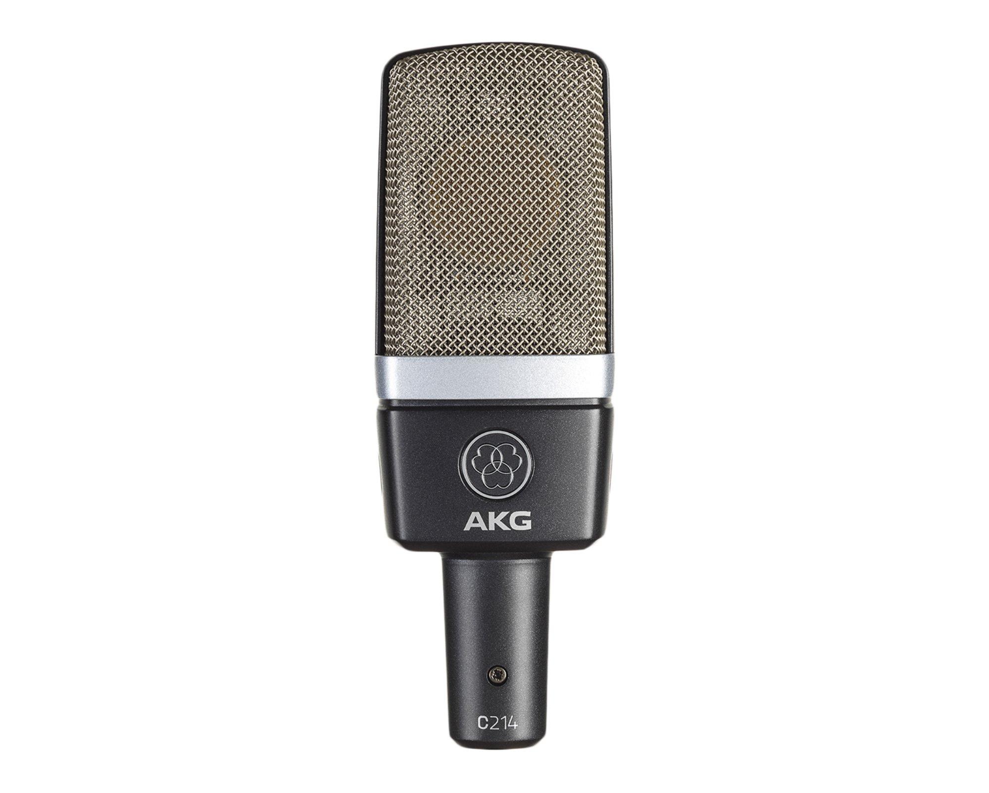 Large Diaphragm Cardioid Condenser Microphone