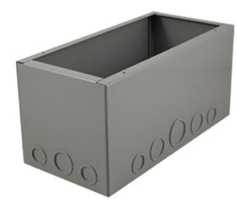 "FMCA2000 Series Floor-Mount Back Box (6"" Extra Depth)"