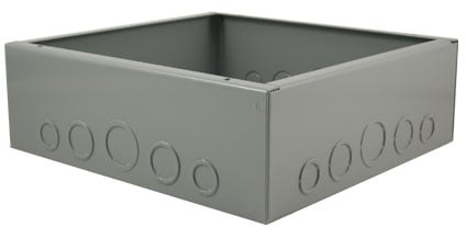 FMCA3000 Series Floor-Mount Back Box