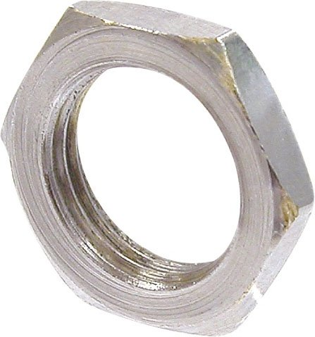Neutrik Metal Nose Jack Hexagonal Nut