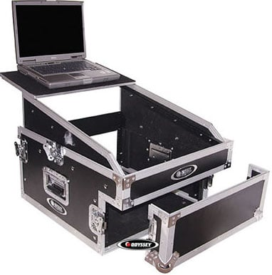 Glide-Style 13-Space x 4-Space Combo Case