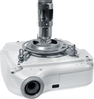Projector Mount (Mount Only, Silver)