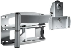 "Articulating Arm for 37""-60"" Flat Panel Screens (Gloss Black)"