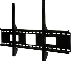 "Universal Flat Wall Mount (for 42""-71"" Screens, Black)"