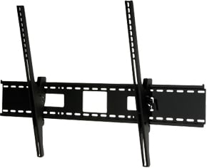 "Universal Tilting Wall Mount for 61""-102"" Screens (with Standard Hardware)"