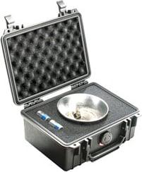 Small Silver Case