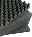 Pelican Cases 1451 3 Piece Foam Replacement Set for 1450 Case PC1451