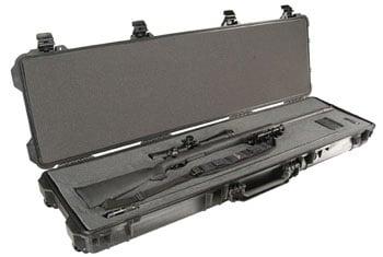 Pelican Cases 1750 Large Black Weapons Case PC1750-BLACK