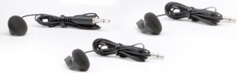 3-Channel 72 MHz Assitive Listening Package with 4 Receivers