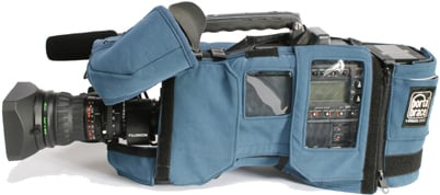 Camera Body Armor Case (for Panasonic AJ-HPX2000 Camcorder)