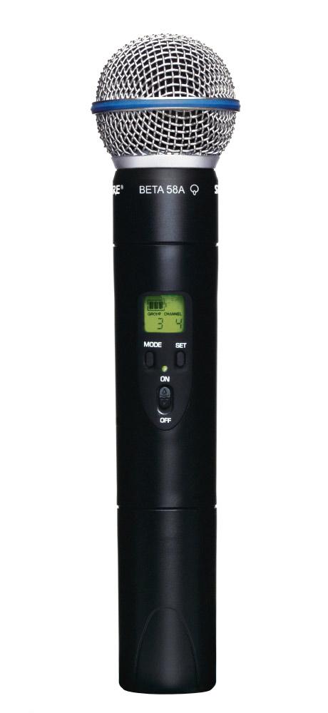 UHF Handheld Transmitter 470-505