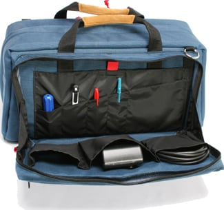Mini-DV Camera Carrying Case (for Canon, Panasonic & Sony mini-DV Camcorders)