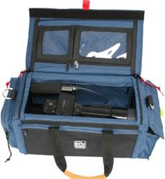 DV Organizer Case with Cradle, Straps, Mini-Quick Slick, etc.
