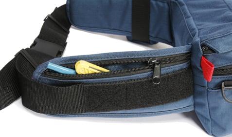 30904b0f367d Porta-Brace HIP-2 Medium Hip Bag | Full Compass Systems