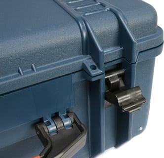 "Hard Case with Foam Interior (14.75"" x 10.5"" x 6.25"" Interior)"
