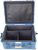 Vault Hard Case with Divider Kit