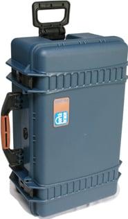 Porta-Brace PB-2550F Medium Wheeled Safeguard Field Production Vault Hard Case (with Foam Interior) PB2550F