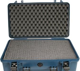 Medium Wheeled Safeguard Field Production Vault Hard Case (with Foam Interior)
