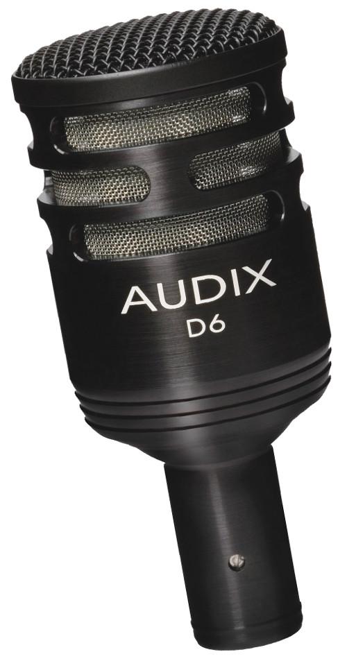 audix d6 audix large element cardioid dynamic kick drum mic full compass systems. Black Bedroom Furniture Sets. Home Design Ideas